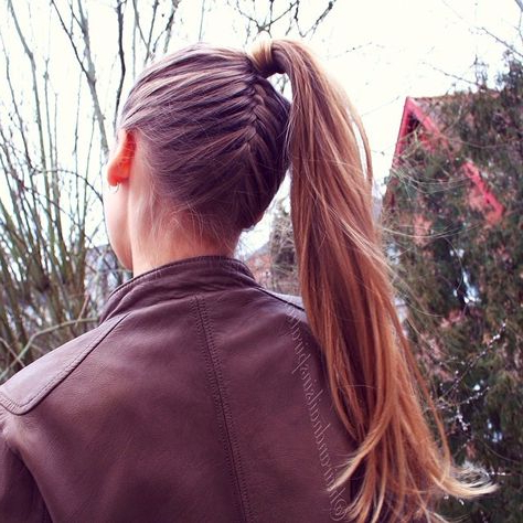 31+ Classy & Stunning Braided Hairstyles For Women   Braided Throughout Most Recently Braided Underside Hairstyles (View 4 of 25)