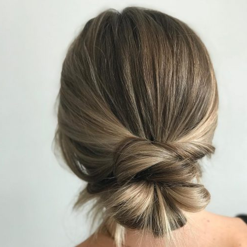 32 Casual Hairstyles That Are Quick, Chic And Easy For 2019 With Regard To Zig Zag Ponytail Updo Hairstyles (View 17 of 25)