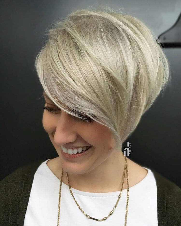 33 Best New Hairstyle For Women Trending Fashionable Short Pertaining To Current Side Swept Carousel Braided Hairstyles (View 19 of 25)