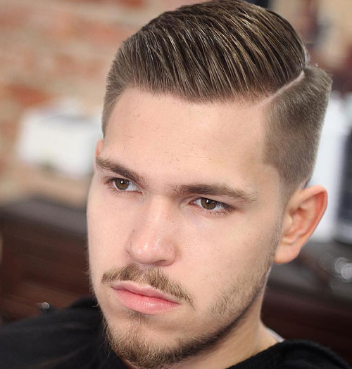 35 Best Side Part Haircuts: Classic Hairstyles For Modern Regarding Simple Side Part Hairstyles (View 25 of 25)
