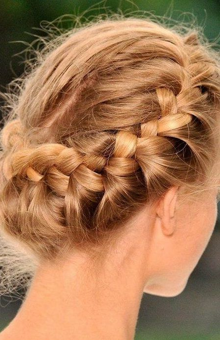 37 Dutch Braid Hairstyles – Braided Hairstyles With With Most Popular Three Strand Pigtails Braided Hairstyles (View 20 of 25)