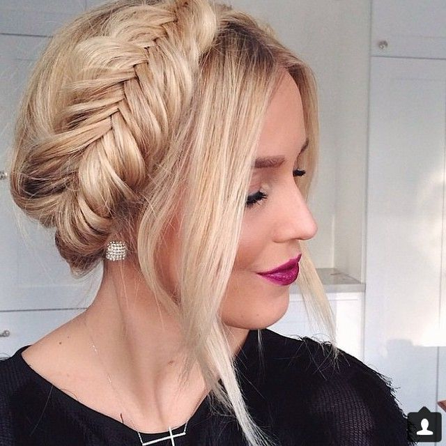 40 Different Types Of Braids For Hairstyle Junkies And Gurus intended for Most Popular Milkmaid Crown Braided Hairstyles