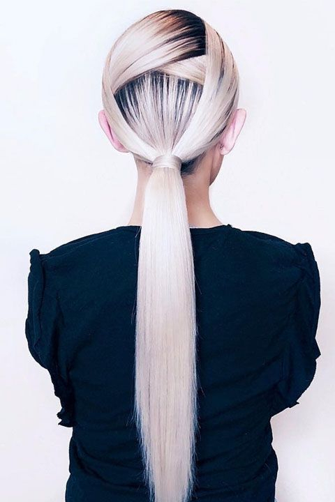 40 Picture Perfect Updos To Inspire Your Prom Look | Hair Inside Zig Zag Ponytail Updo Hairstyles (View 7 of 25)