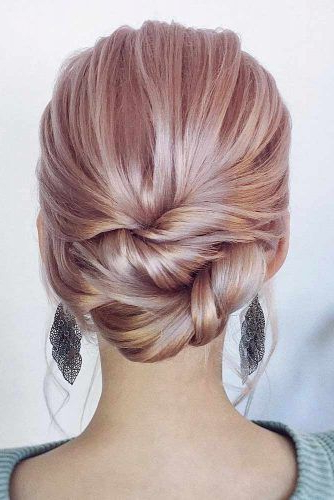 45 Trendy Updo Hairstyles For You To Try | Lovehairstyles with Stacked Buns Updo Hairstyles