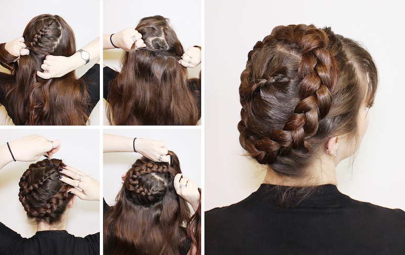 5 Braided 'game Of Thrones' Hairstyles | Blow Ltd For Most Recent Three Strand Long Side Braided Hairstyles (View 15 of 25)