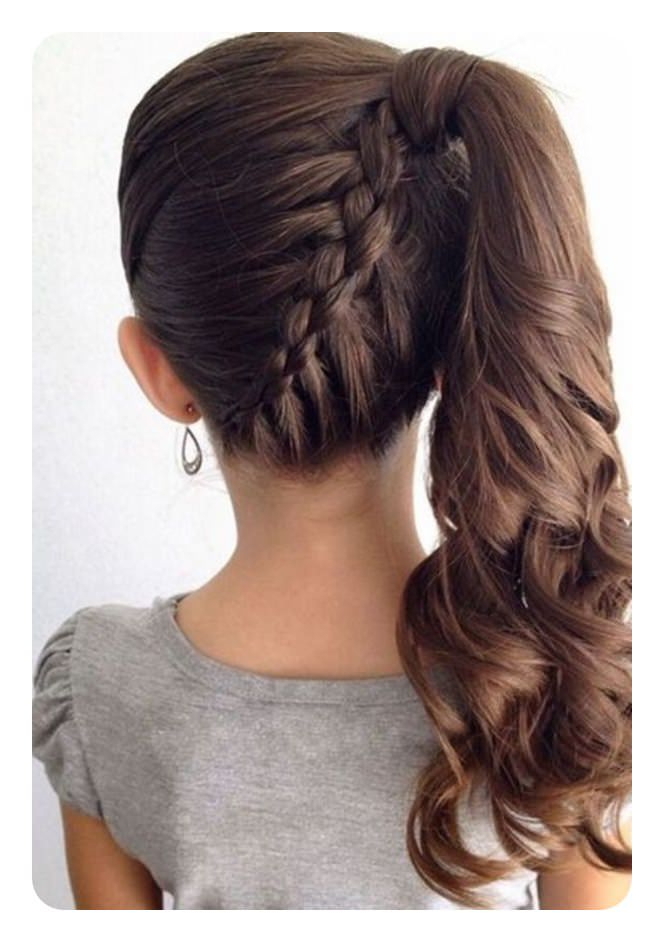 59 Timeless Weave Ponytail Hairstyles For Women With Regard To Most Up To Date Billowing Ponytail Braided Hairstyles (View 19 of 25)