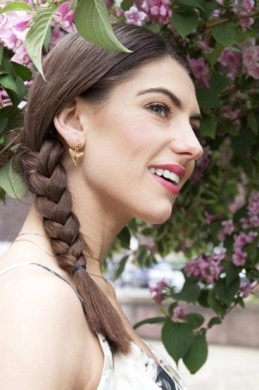 6 Easy Hairstyles For Damaged Hair (2019 Update) | All With Regard To Most Up To Date Three Strand Long Side Braided Hairstyles (View 19 of 25)