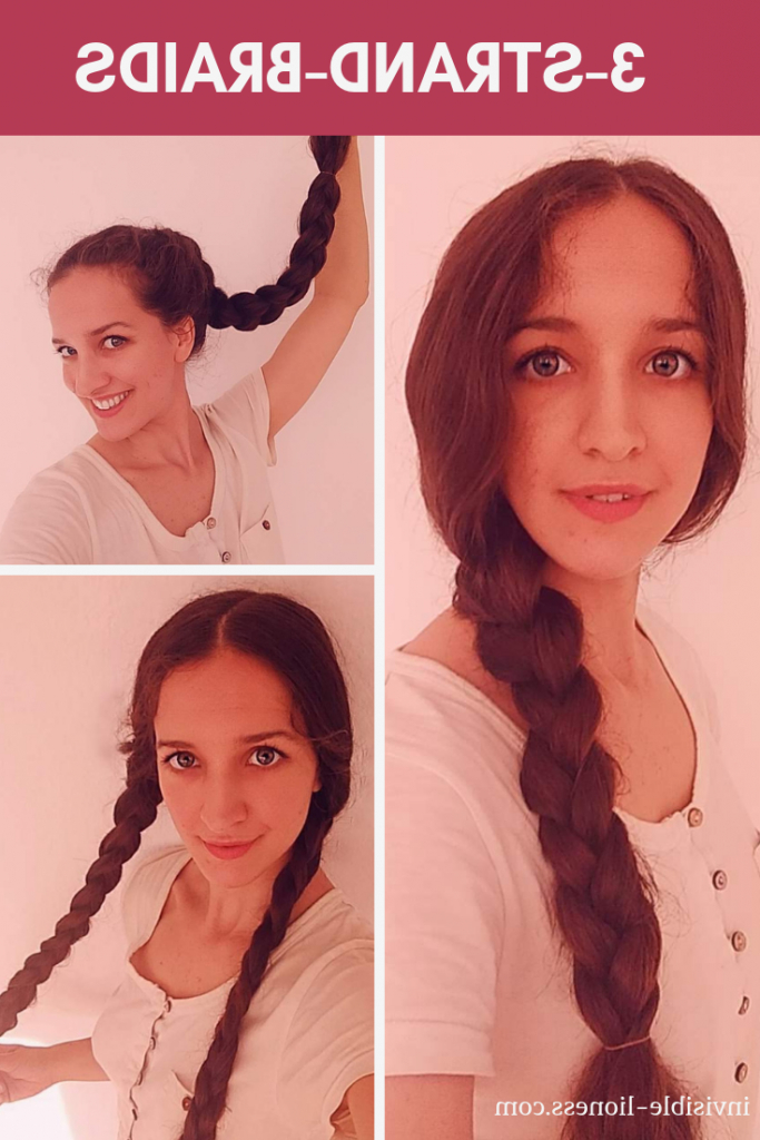 6 Quick And Easy Hairstyles For Long Hair To Do Yourself With Regard To 2020 Three Strand Long Side Braided Hairstyles (View 6 of 25)