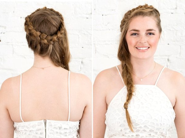 61 Beautiful Braids And Braided Hairstyles – The Women's Trend Throughout Most Popular Billowing Ponytail Braided Hairstyles (View 5 of 25)