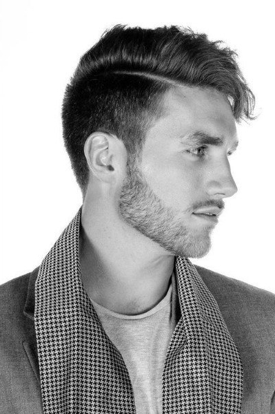 68 Amazing Side Part Hairstyles For Men – Manly Inspriation Throughout Simple Side Part Hairstyles (View 15 of 25)