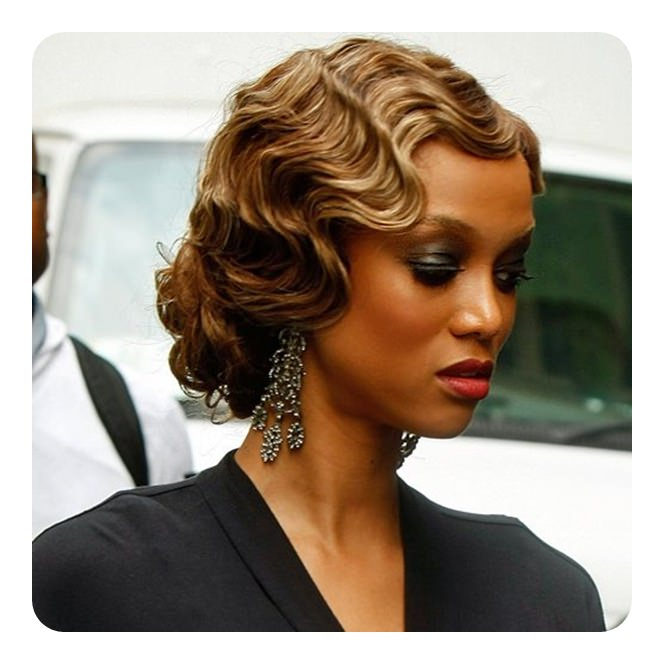68 Vintage Finger Waves Hairstyles You Will Want Intended For Glamour Waves Hairstyles (View 12 of 25)