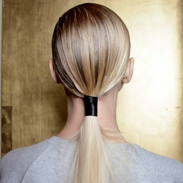 7 Gorgeous Low Ponytails You'll Love | Stylecaster with regard to Low Ponytail Hairstyles