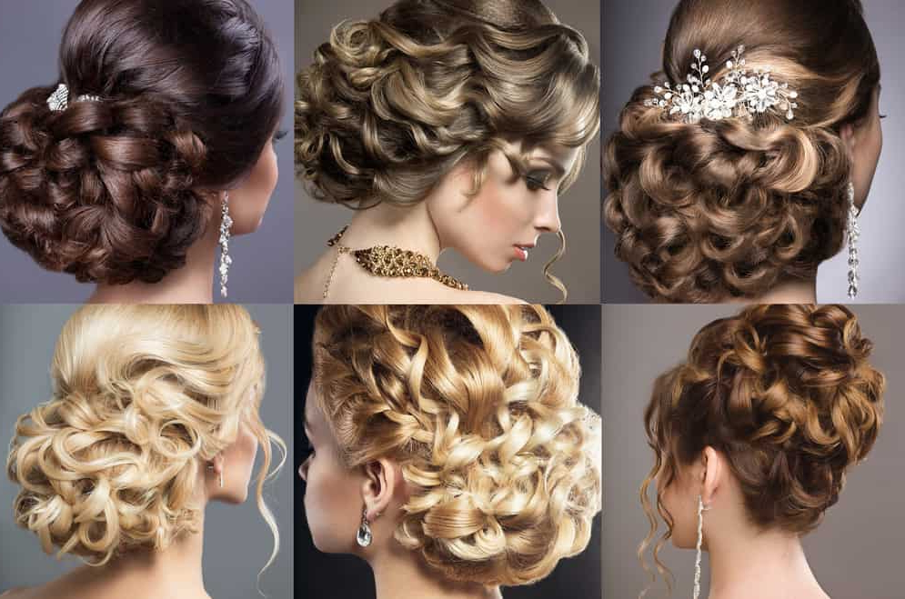 75 Stunning Wedding Hairstyles For Women (Photos) intended for Most Recent Halo Braided Hairstyles With Long Tendrils