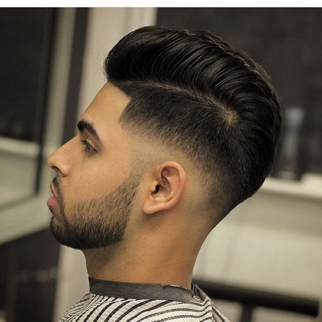 80 Amazing Side Part Haircuts – [Choose Your 2019 Style] With Simple Side Part Hairstyles (View 8 of 25)