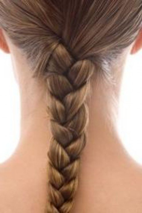 9 Different Ways To Braid Hair | Bellatory With 2020 Three Strand Pigtails Braided Hairstyles (View 13 of 25)