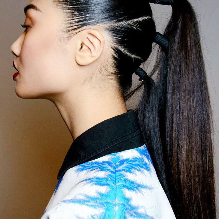 9 Ponytail Hairstyles You Never Realised Were Possible With Wrapped Ponytail Hairstyles (View 24 of 25)