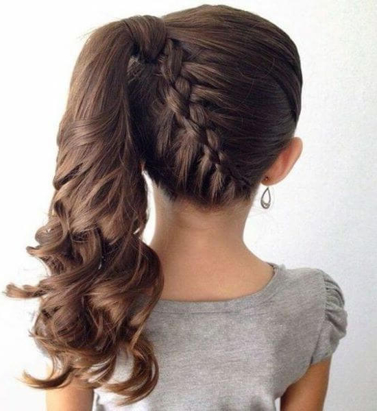 Asymmetrical Back Braid Intended For 2020 Asymmetrical French Braided Hairstyles (View 17 of 25)