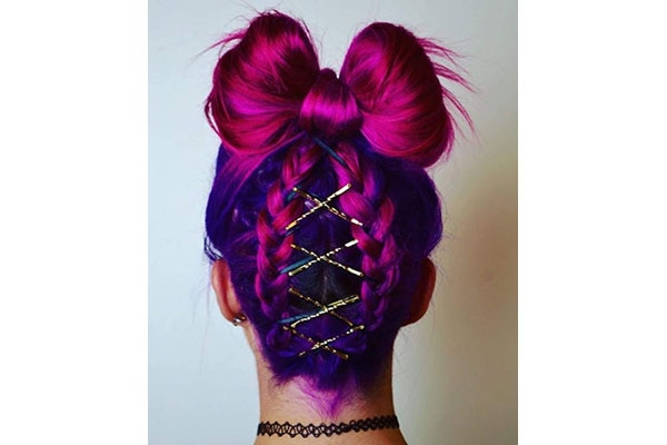 Bb Trend Alert – Corset Braids | Hairstyling Tips | Bebeautiful Inside Newest Corset Braided Hairstyles (View 24 of 25)