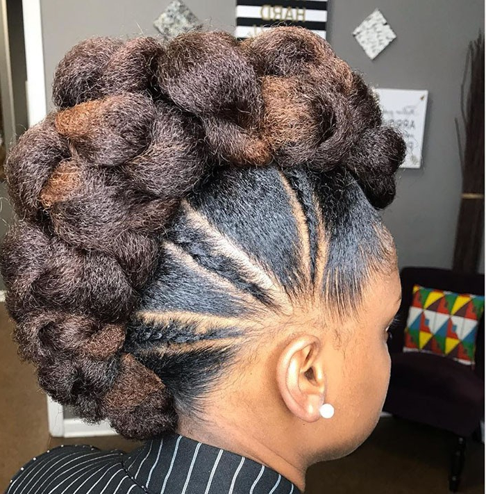 Braided Updos For Every Occasion | Naturallycurly Regarding Criss Cross Braid Bun Hairstyles (View 21 of 25)