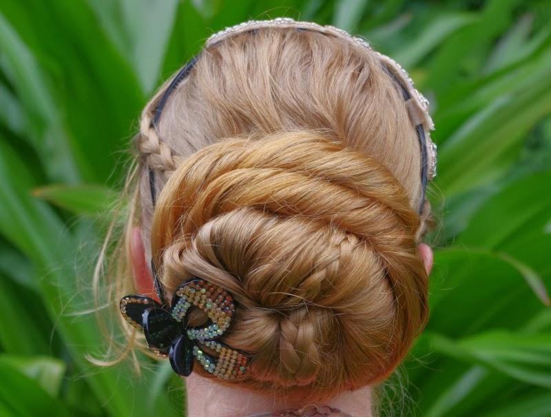 Braids & Hairstyles For Super Long Hair: Big Cinnamon Bun Pertaining To Current Cinnamon Bun Braided Hairstyles (View 11 of 25)