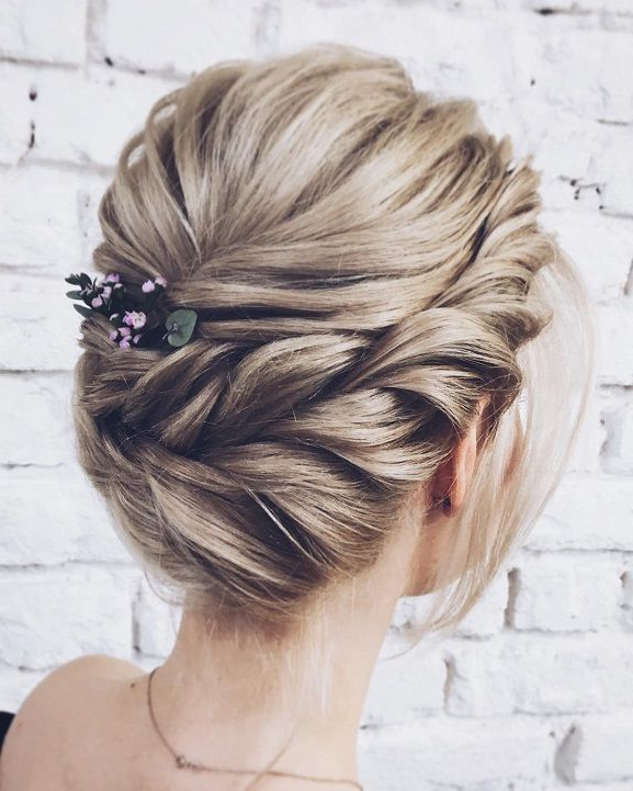 Crown Braided Updo Hairstyle Ideas,wedding Hairstyles,updo pertaining to Crown Braid Updo Hairstyles