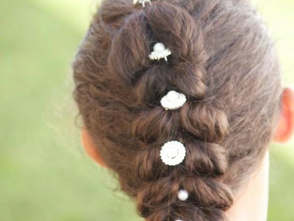 Curlykids® Pull Through Ponytail Braid | Curlykids Hair Care For Pull Through Ponytail Updo Hairstyles (View 24 of 25)