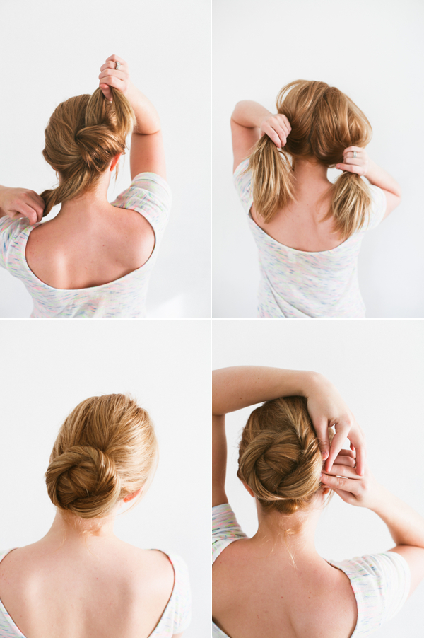 Featured Photo of Simple Pony Updo Hairstyles With A Twist