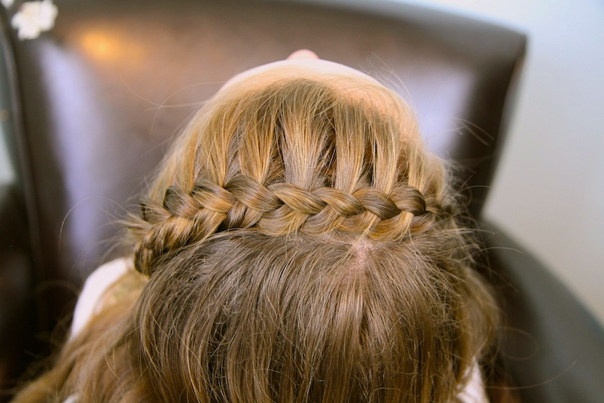 Dutch Lace Braided Headband | Braid Hairstyles | Cute Girls With Most Recently Full Headband Braided Hairstyles (View 9 of 25)