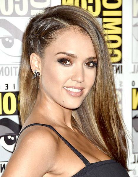 Faux Undercut Style Side Braids – Strayhair In Latest Faux Undercut Braided Hairstyles (View 14 of 25)