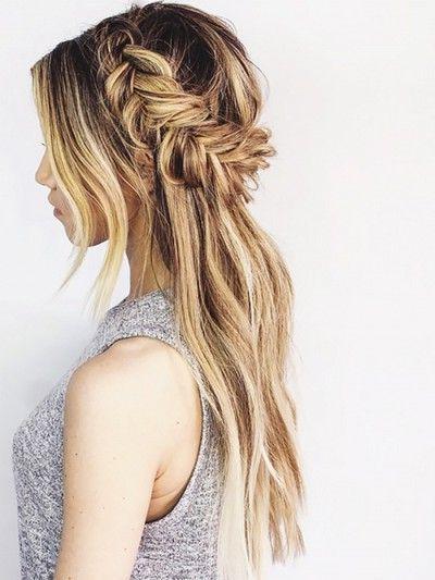 Fishtail Crown Braid | Hairstyles! | Frisuren, Geflochtene throughout 2020 Fishtail Crown Braided Hairstyles