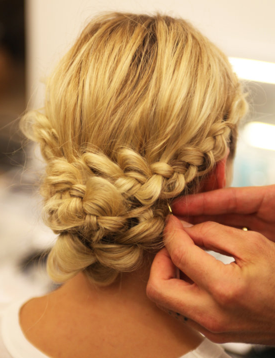 From The Catwalk, A Plaited Chignon You Can Do Yourself Inside 2020 Plaited Chignon Braided Hairstyles (View 11 of 25)
