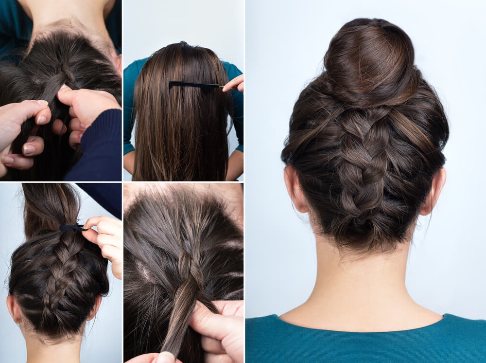 Fun Braid Styles For The Holidays – Herstyler with regard to Recent Braided Underside Hairstyles