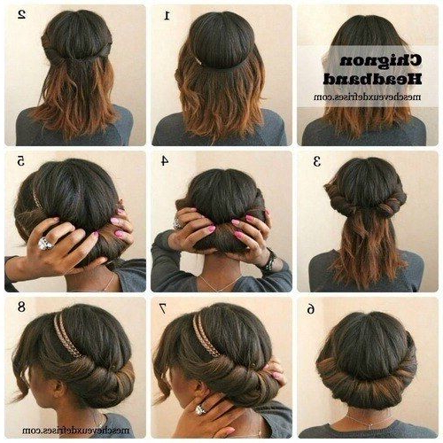 Here's A No Heat Hairstyle That Will Last For Two Days (View 12 of 25)