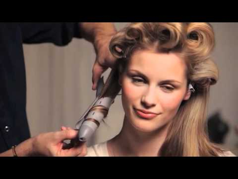 How To Create Retro Curls In Retro Curls Hairstyles (View 13 of 25)