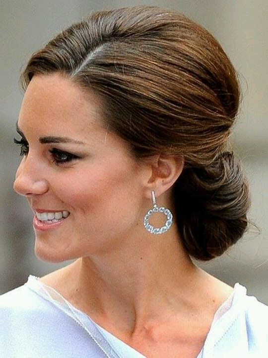 Lovely Updo — For The Next Black Tie (View 16 of 25)