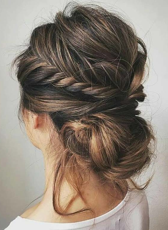 Perfect Messy Bun Hairstyles For Women In 2018 | Stylezco in Messy Bun Hairstyles