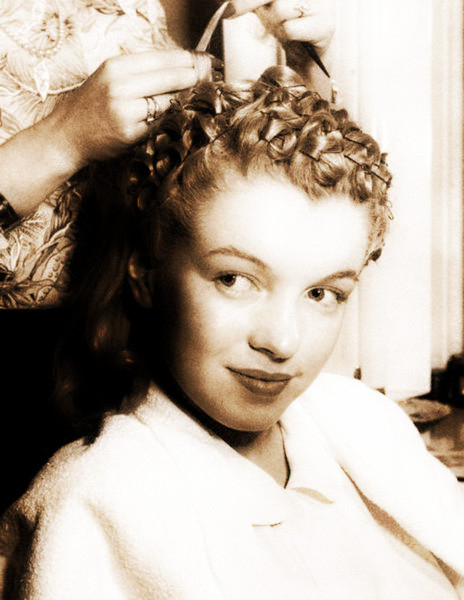 Pin Curls For Dummies | Skirting The Issue regarding Pinned Curls Hairstyles