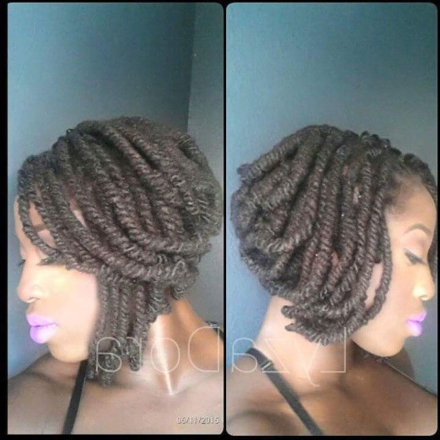 Pin On Beuatiful Loc Hair Styles Throughout Recent Tapered Tail Braided Hairstyles (View 24 of 25)