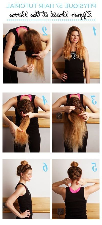 Pin On Hair for Best and Newest Braided Underside Hairstyles