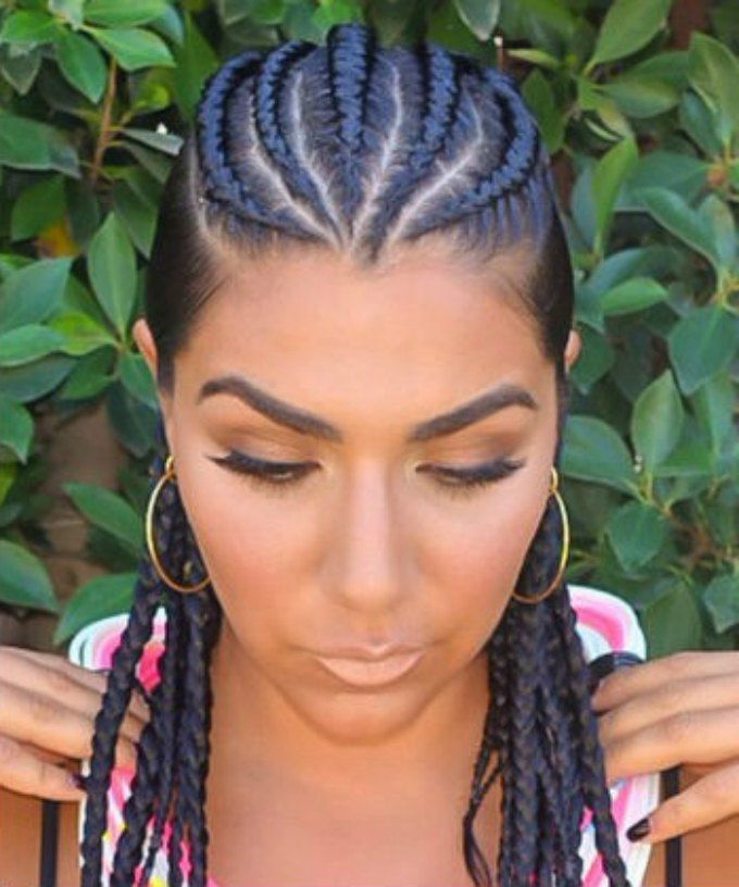 Princess Crown Braid: One Of The Best Updated Version For for Latest Crown Cornrow Braided Hairstyles