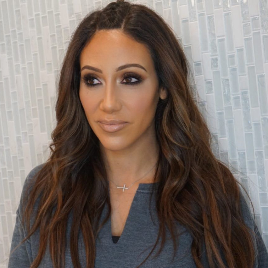 Real Housewives Love This Center Braid Hairstyle: Photos With Most Current Center Part Braided Hairstyles (View 4 of 25)
