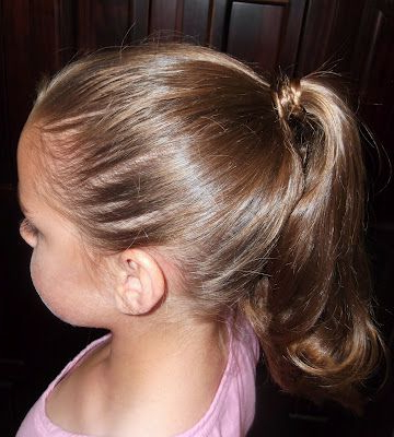 Shaunell's Hair: Little Girl's Hairstyles: How To Do A Wrap Throughout Wrap Around Ponytail Updo Hairstyles (View 24 of 25)