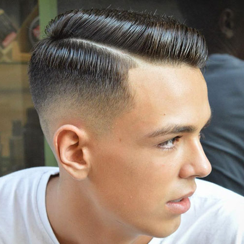 Side Part Haircut – A Classic Gentleman's Hairstyle (2019 Guide) Inside Simple Side Part Hairstyles (View 11 of 25)