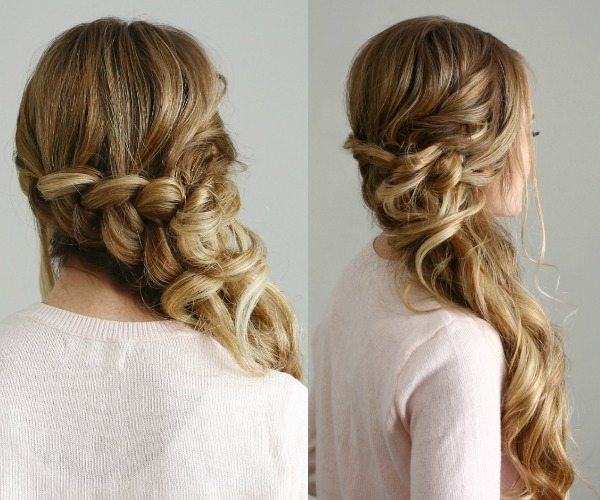 Side Swept Dutch Braid | Missy Sue Within Best And Newest Side Swept Carousel Braided Hairstyles (View 8 of 25)