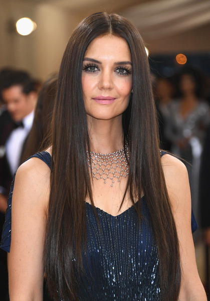 Sleek Straight – The Most Stylish Long Hairstyles – Stylebistro Inside Straight And Sleek Hairstyles (View 11 of 25)