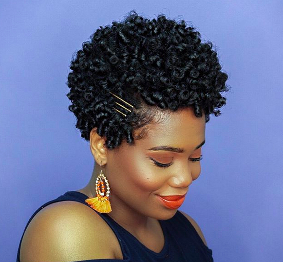 Spice It Up! 16 Hairstyles That Look Amazing On 4C Hair Intended For Most Recent Tapered Tail Braided Hairstyles (View 18 of 25)
