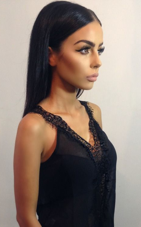 Featured Photo of Straight And Sleek Hairstyles