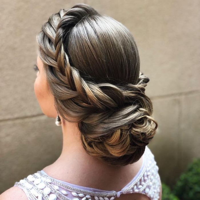 Sublime Unique Ideas: Braided Hairstyles Cornrows With Most Up To Date Asymmetrical French Braided Hairstyles (View 7 of 25)