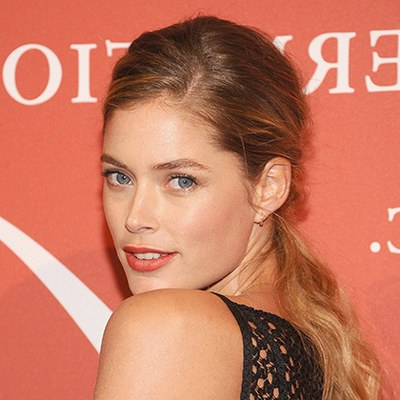 The 17 Prettiest Ponytails Right Now   Allure Within Romantic Ponytail Updo Hairstyles (View 21 of 25)