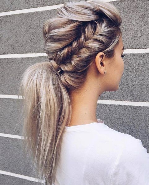 The Braid Hairstyle Bible: 50 Different Types Of Braids In Current Braided Underside Hairstyles (View 12 of 25)